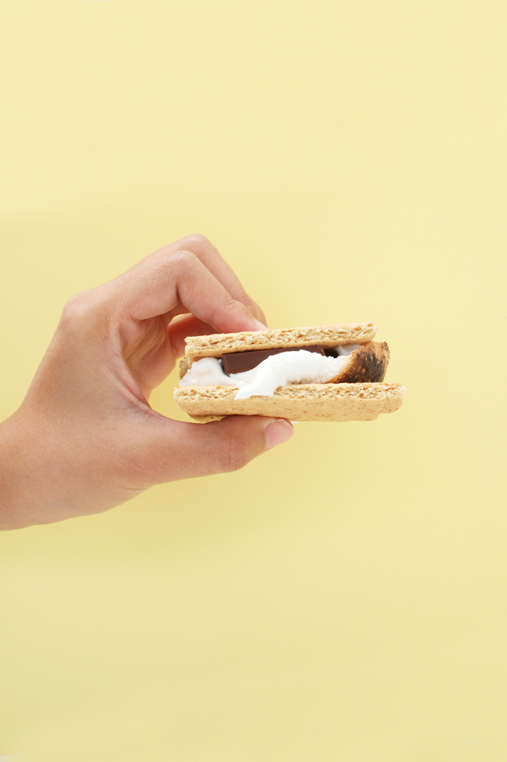 DIY Mini S'more Kit + Printable | www.clubcrafted.com