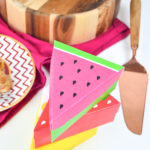 DIY Printable Fruit Slice Pie Boxes