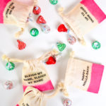 DIY Punny Holiday Treat Bags