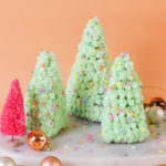 3D Gingerbread Trees