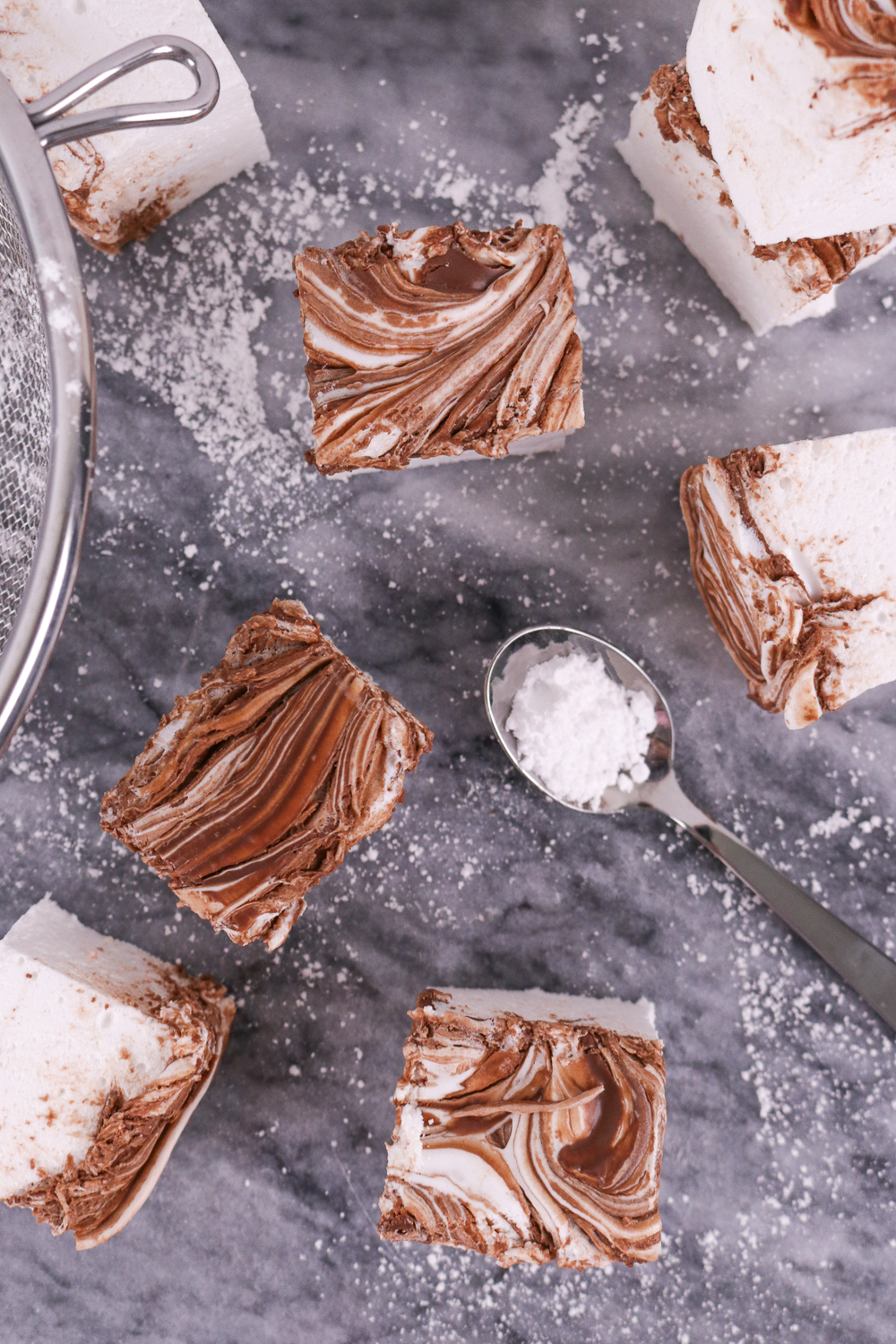 Nutella Marshmallows | Club Crafted