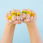 DIY Emoji Rings