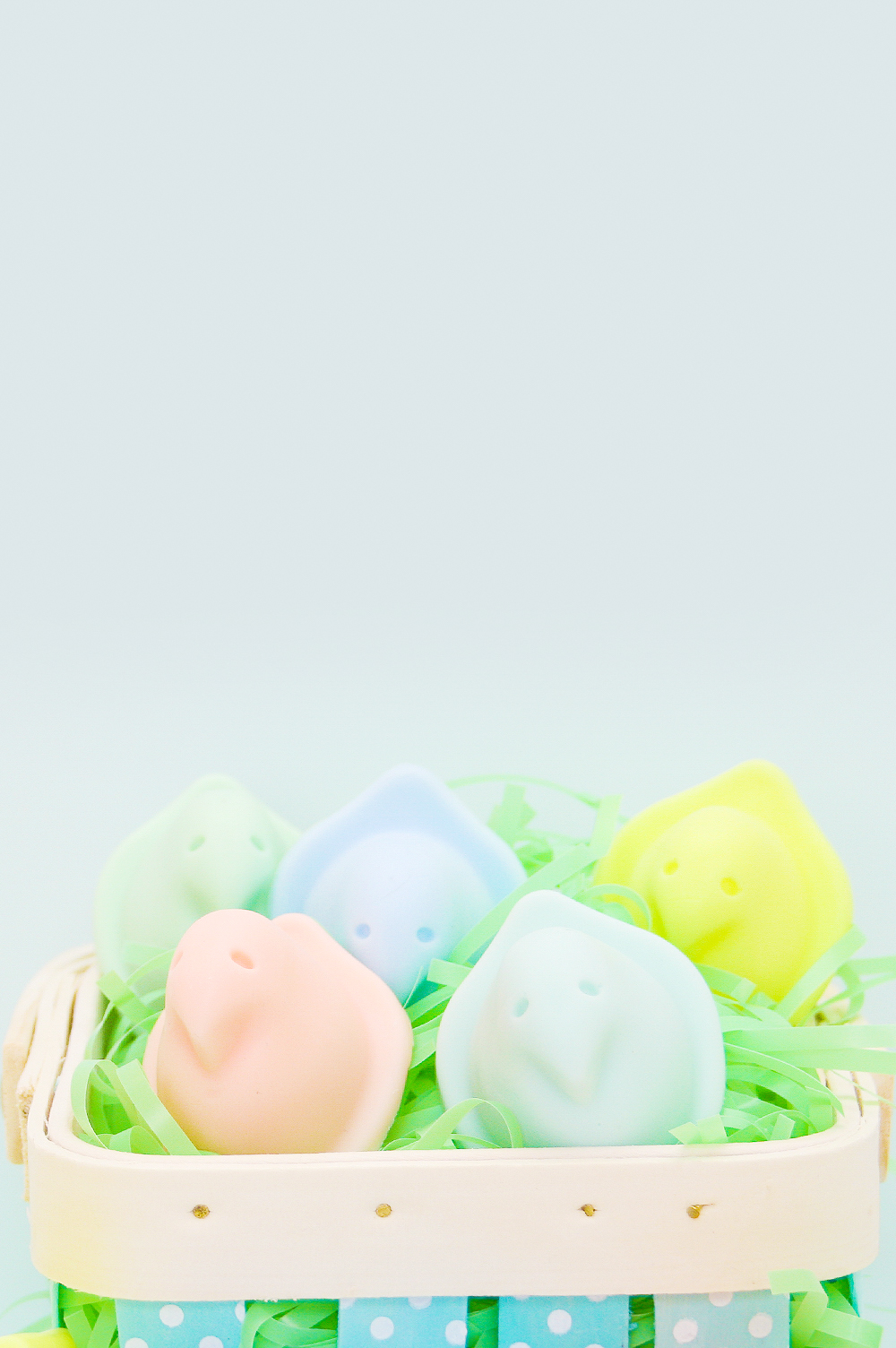 DIY Peeps Soap | Club Crafted