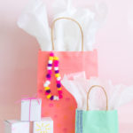 DIY Mother's Day Gift Wrap Ideas