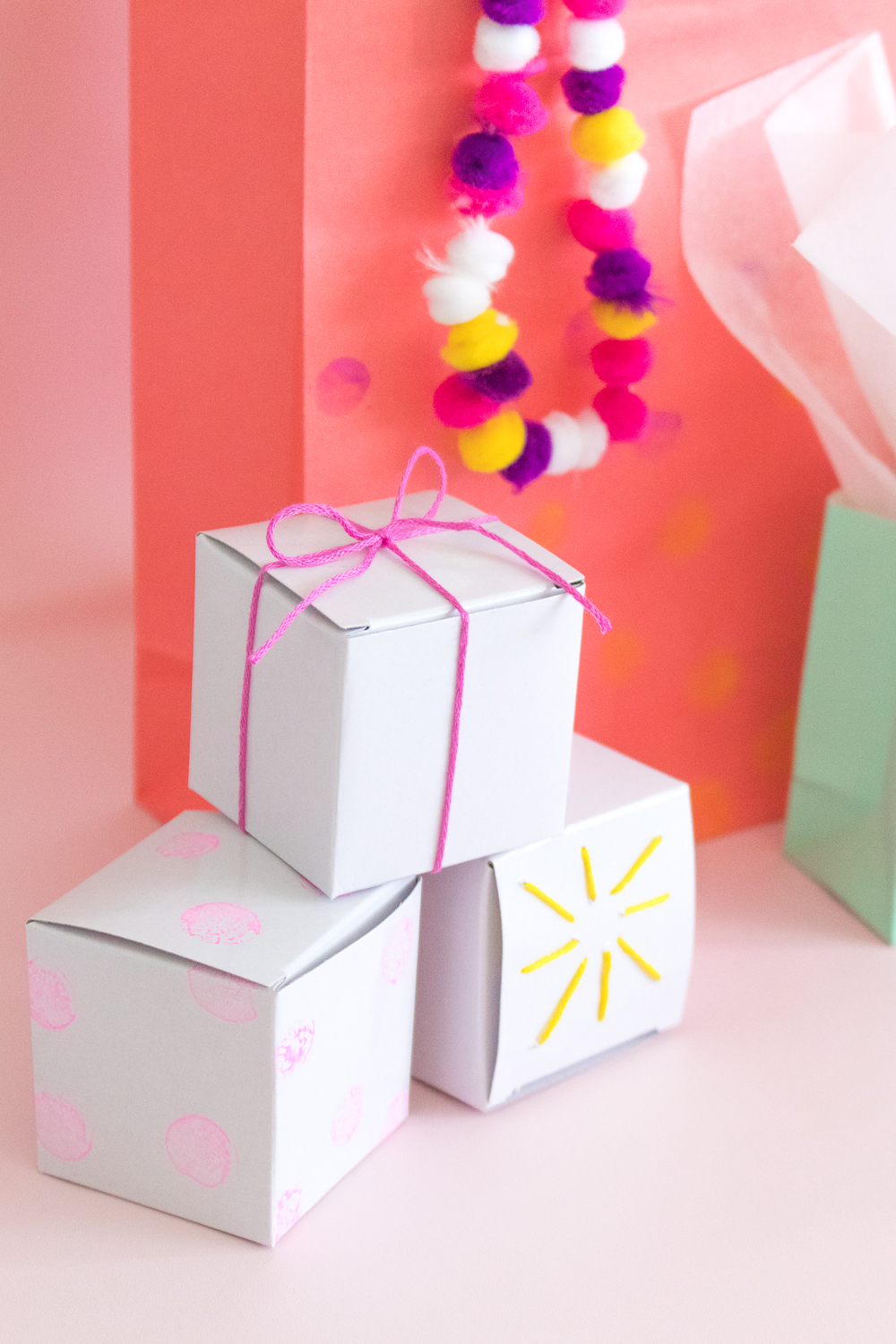 Mother's Day Gift Wrap Ideas | Club Crafted