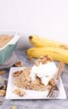 Banana Dump Cake