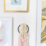 DIY Simple Wall Hanging