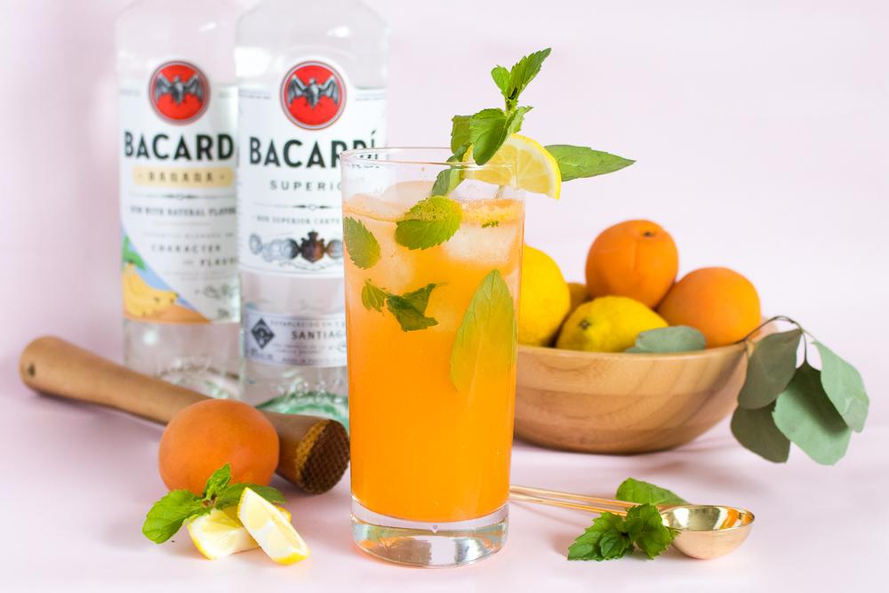 Apricot Mojito | Club Crafted
