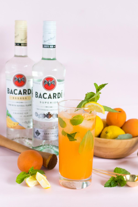 Apricot Mojito   Club Crafted