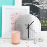 DIY Disco Ball Clock