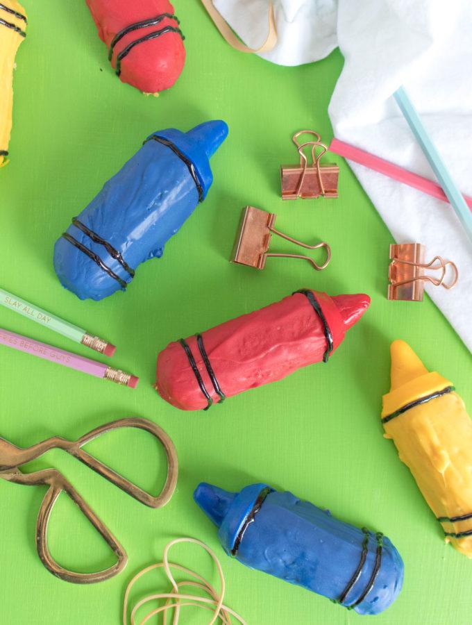 Crayon Twinkies