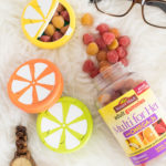DIY Fruit Slice Vitamin Cases