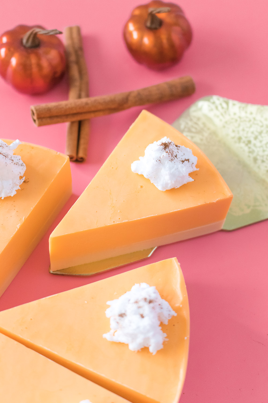 DIY Pumpkin Pie Soap | Club Crafted